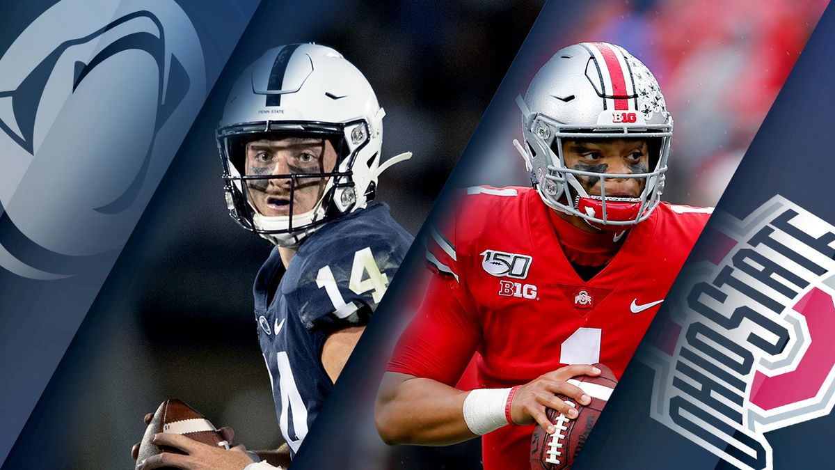 Ohio State VS Penn State Nittany Lions