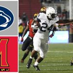 Maryland VS Penn State Nittany Lions