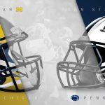 Michigan VS Penn State Nittany Lions