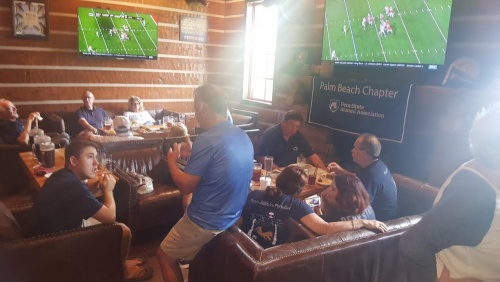 2018 Football Watch Party
